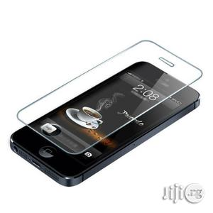 Premium Tempered Glass Screen Protector Skin Cover for iPhone 5 5S 5C