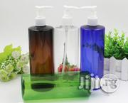 500ml Pump Bottle For Cosmetic Packing | Manufacturing Materials & Tools for sale in Lagos State, Lagos Mainland