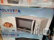 Microwave Polystar 20 L Manual | Kitchen Appliances for sale in Lagos State, Ojo