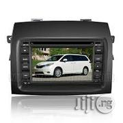 Dvd Player For Toyota Sienna With Reverse Camera | Vehicle Parts & Accessories for sale in Lagos State, Amuwo-Odofin