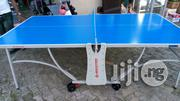American Fitness Aluminium Outdoor Table Tennis Board | Sports Equipment for sale in Rivers State, Oyigbo