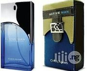 Perfume Chris Active Man Men's Perfume Gift Item | Fragrance for sale in Lagos State, Badagry