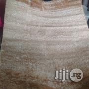Plane Brown Shaggy Center Rug 4/6   Home Accessories for sale in Lagos State, Lagos Island