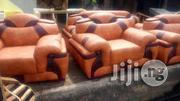 Brown Leather Home Sofa Chair | Furniture for sale in Lagos State, Lekki Phase 2