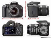 Canon EOS 600D Camera | Photo & Video Cameras for sale in Lagos State, Ikeja