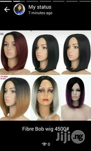 Fibre Bob Wig by Estella Beauty   Hair Beauty for sale in Lagos State, Lagos Island