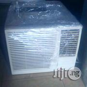 Window AC 1hp LG With Remote Full Gased | Home Appliances for sale in Lagos State, Ojota