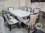 Elegant 8 Seaters Marble Dinning Table Set | Furniture for sale in Lagos State, Ibeju