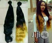 Ombre Human Hair Wig% | Hair Beauty for sale in Lagos State, Surulere