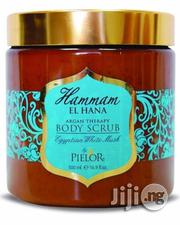 Pielor Hammam El Hana Argan Therapy Body Scrub, 500ml | Bath & Body for sale in Abuja (FCT) State, Gwarinpa