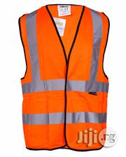Beta Reflective Vest, Orange | Safety Equipment for sale in Lagos State, Isolo