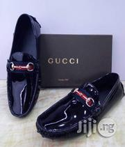 Gucci Men's Wetlook Drivers Shoe Black | Shoes for sale in Lagos State, Ikeja