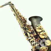 Original PROEL Alto Saxophone Gold/Black. | Musical Instruments & Gear for sale in Lagos State, Lagos Mainland