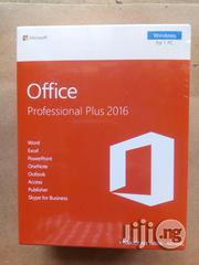 Microsoft Office 2016 Professional Full Retail Box | Software for sale in Lagos State, Ikeja