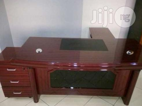 RK Exotic Executive Office Table 1.6m(New)