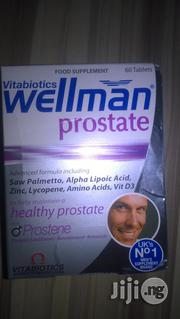 Wellman Prostate Tabs | Vitamins & Supplements for sale in Lagos State, Surulere
