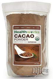 Cacao Powder Raw Organic, 1lb | Meals & Drinks for sale in Lagos State, Lagos Mainland