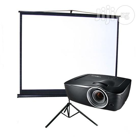 Daylight Projector For Rent