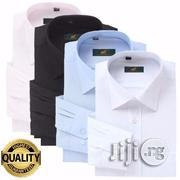 Plain Long Sleeve Shirt For Men - 4 Colors Available | Clothing for sale in Lagos State