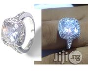 Glistening Silver Engagement Ring | Wedding Wear for sale in Lagos State, Lagos Mainland