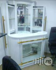 White Wine Bar/Show Glass (Adjustable)   Furniture for sale in Abuja (FCT) State, Wuse