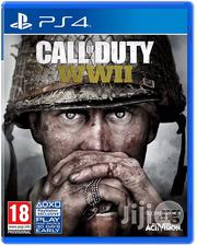 Call Of Duty WWII - PS4 | Video Games for sale in Lagos State, Surulere