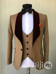 Tailor-Made Groom's Suit   Clothing for sale in Lagos State, Magodo