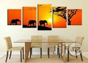 Wall Art Sunset Paintings   Arts & Crafts for sale in Abuja (FCT) State, Asokoro