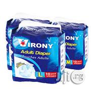Virony Adult Diapers | Baby & Child Care for sale in Lagos State, Lagos Mainland