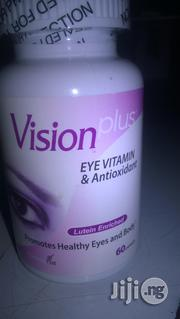 Vision Plus by 60 Capsules | Vitamins & Supplements for sale in Lagos State, Surulere