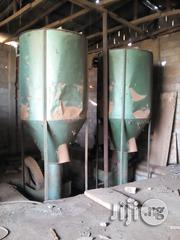 2nos Of Silos For Granding Fish And Chicken Food | Farm Machinery & Equipment for sale in Lagos State, Egbe Idimu