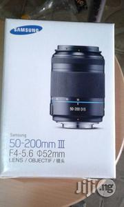 Samsung 50-200mm Lens | Accessories & Supplies for Electronics for sale in Lagos State, Lagos Island