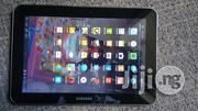 Neatly Used Samsung Galaxy Tab Black 16GB | Tablets for sale in Rivers State, Port-Harcourt