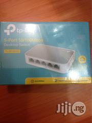 Tp-Link 5port 10/100mbps Desktop Switch | Networking Products for sale in Lagos State, Ikeja