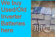 Used Solar Inverter Battery Enugu State | Solar Energy for sale in Enugu State, Enugu