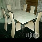 New Exclusive Marble Dinning Table | Furniture for sale in Rivers State, Port-Harcourt
