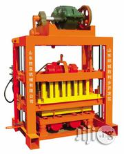 QTJ4-40B Hollow/Paver Block Making Machine   Manufacturing Equipment for sale in Lagos State