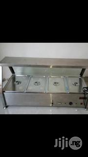 Food Warmer Imported 4plates | Restaurant & Catering Equipment for sale in Lagos State, Ojo