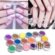 18colors/Set Nail Art Acrylic Glitter | Makeup for sale in Lagos State, Lagos Mainland