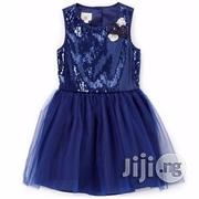 Girls Marmellata Navy Blue Dress | Children's Clothing for sale in Lagos State, Surulere