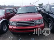 Tokunbo Land Rover Range Rover Sport 2007 Red | Cars for sale in Lagos State, Apapa