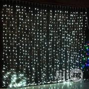 5 Meters By 5 Meters Waterfall Christmas Curtain Led Lights | Home Accessories for sale in Lagos State, Ikeja