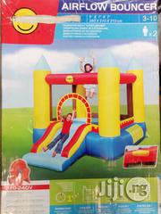 Airflow Bouncing Castle With Slide, 9' X 7' X 7' | Toys for sale in Lagos State, Surulere