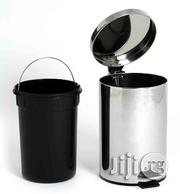 12litres Stainless Pedal Waste Bin | Home Accessories for sale in Lagos State, Lagos Island