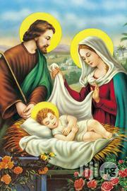 Birth of Jesus Painting | Building & Trades Services for sale in Rivers State, Port-Harcourt