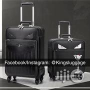 Fendi Monster Luggage - Black | Bags for sale in Lagos State, Lagos Island