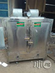 Stainless Interior And Exterior Smoking Kiln/Oven | Farm Machinery & Equipment for sale in Lagos State, Oshodi-Isolo