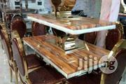 Marble Top Tables, Dining and Centre Table | Furniture for sale in Akwa Ibom State, Ikot Ekpene
