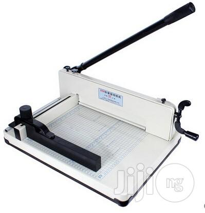 Manual Paper Cutter for Small Scale Printers