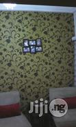 Get 3D European Wallpaper With Bassbi Interior   Home Accessories for sale in Maryland, Lagos State, Nigeria